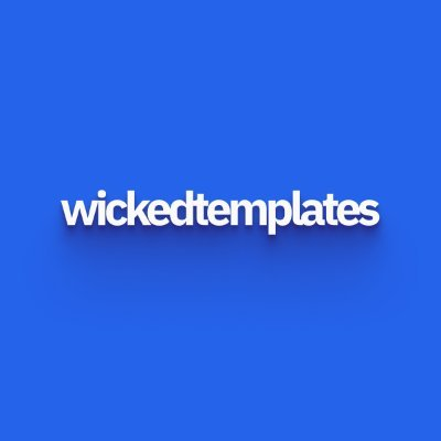wicked-templates